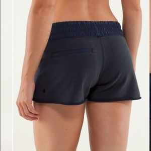 Lululemon (RARE) blissed out short 11
